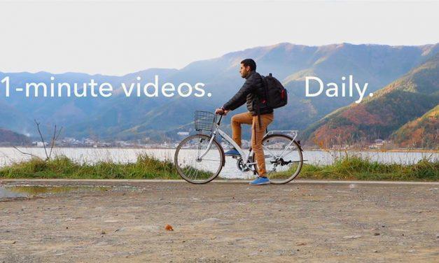 Ce que Nas Daily m'a appris sur la vidéo à l'ère du Social et du Mobile