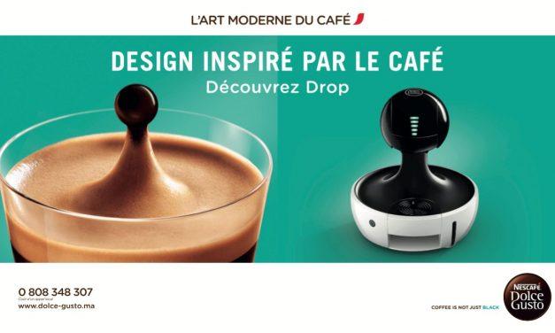 Nescafé Dolce Gusto lance sa nouvelle machine DROP