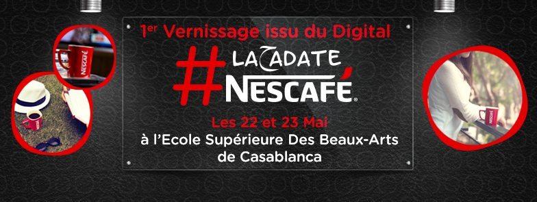 #La7adateNESCAFÉ : une exposition photo issue des réseaux sociaux