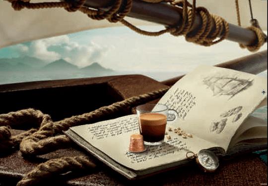 Monsoon Malabar, une nouvelle édition limitée de chez Nespresso