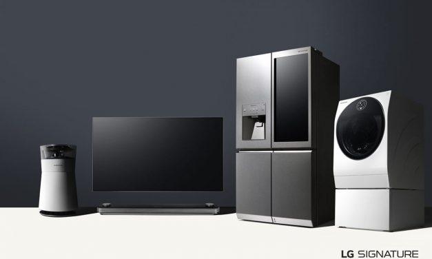 LG démarre 2018 en dévoilant sa nouvelle stratégie de marque