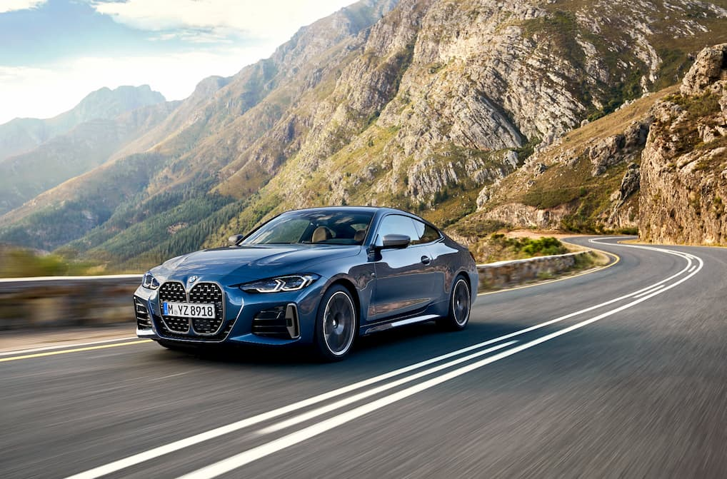 Nouvelle BMW Série 4 Coupé Sport
