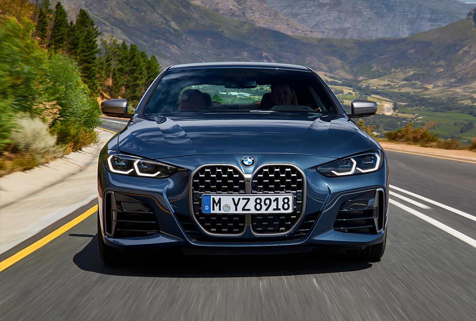 Nouvelle BMW Série 4 Coupé