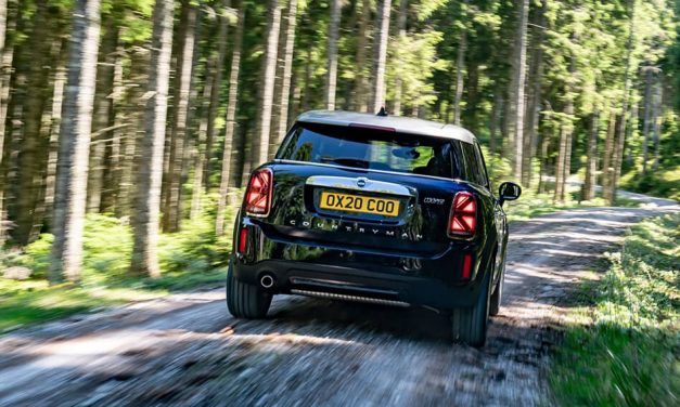 Nouvelle MINI Countryman