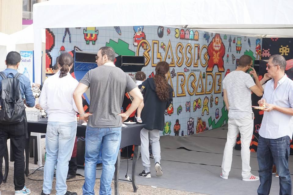 nrj maroc gaming zone arcade