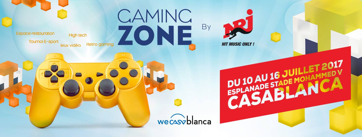 Gaming Zone by NRJ