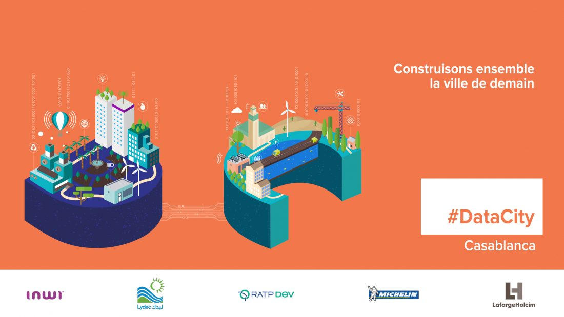 #DataCity : Co-construire Casablanca Smart City