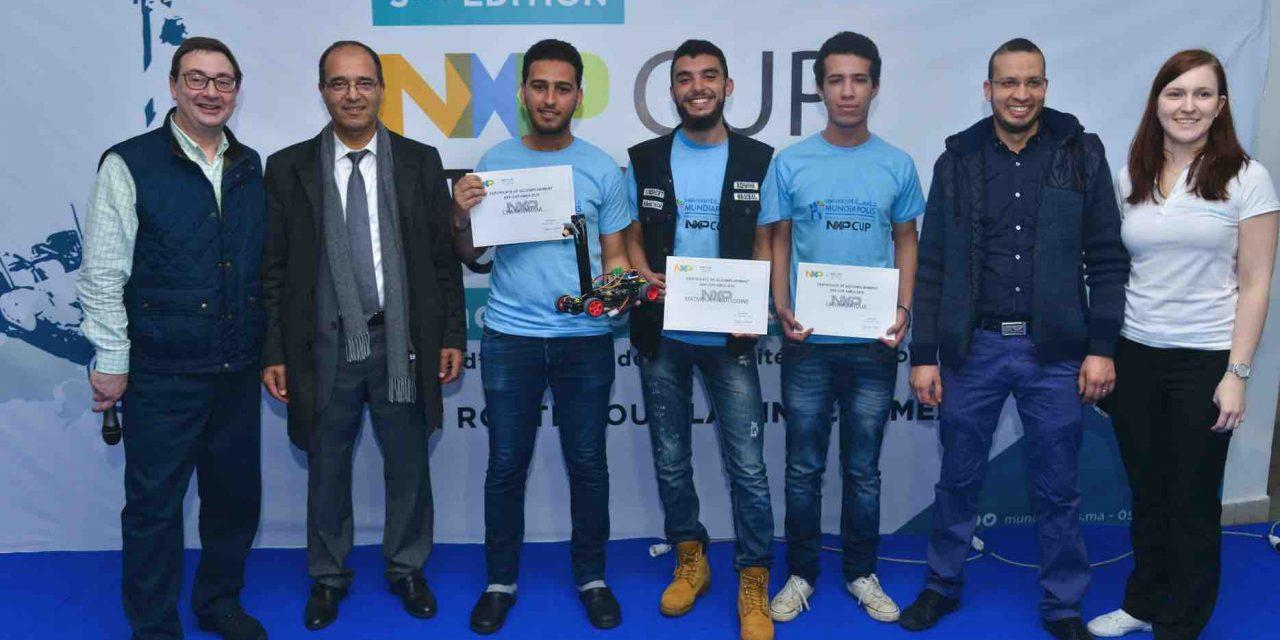 NXP Cup : L'Université Mundiapolis décroche son ticket pour la finale mondiale