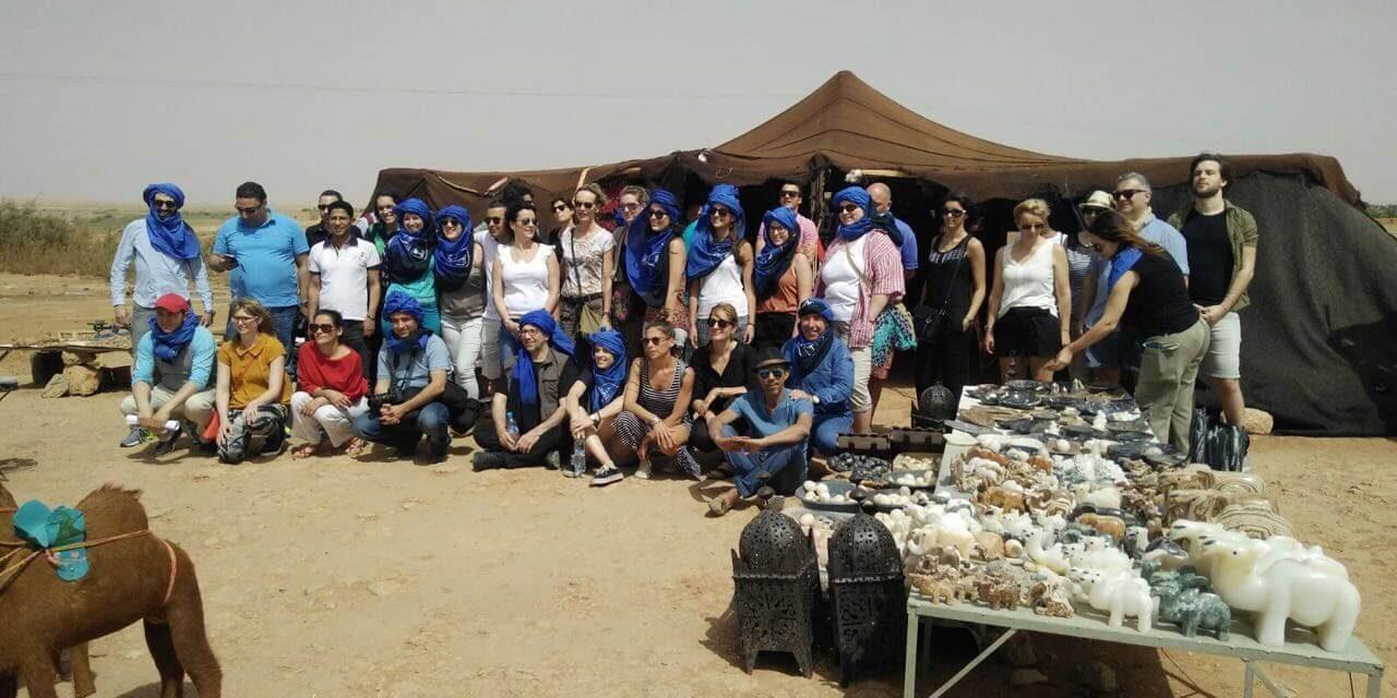 L'ONMT lance un éductour paneuropéen pour la promotion de la région Draa Tafilalt