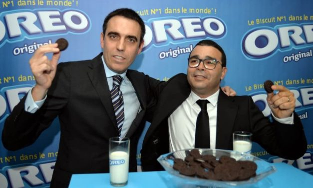 Lancement officiel de la production locale d'Oreo