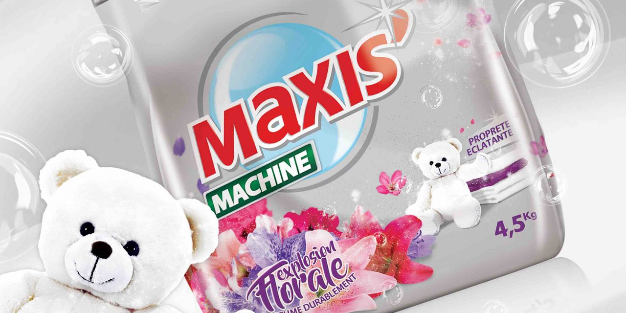 Packtory relooke Maxis' Machine