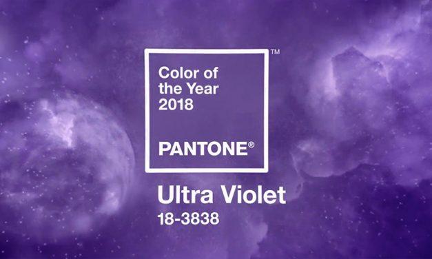 Pantone dévoile la Color Of The Year 2018