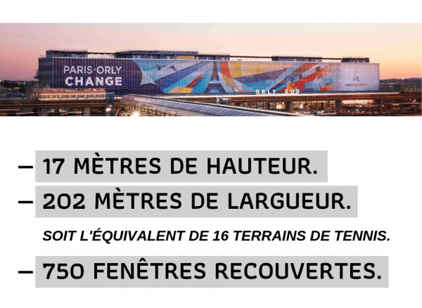 paris orly change