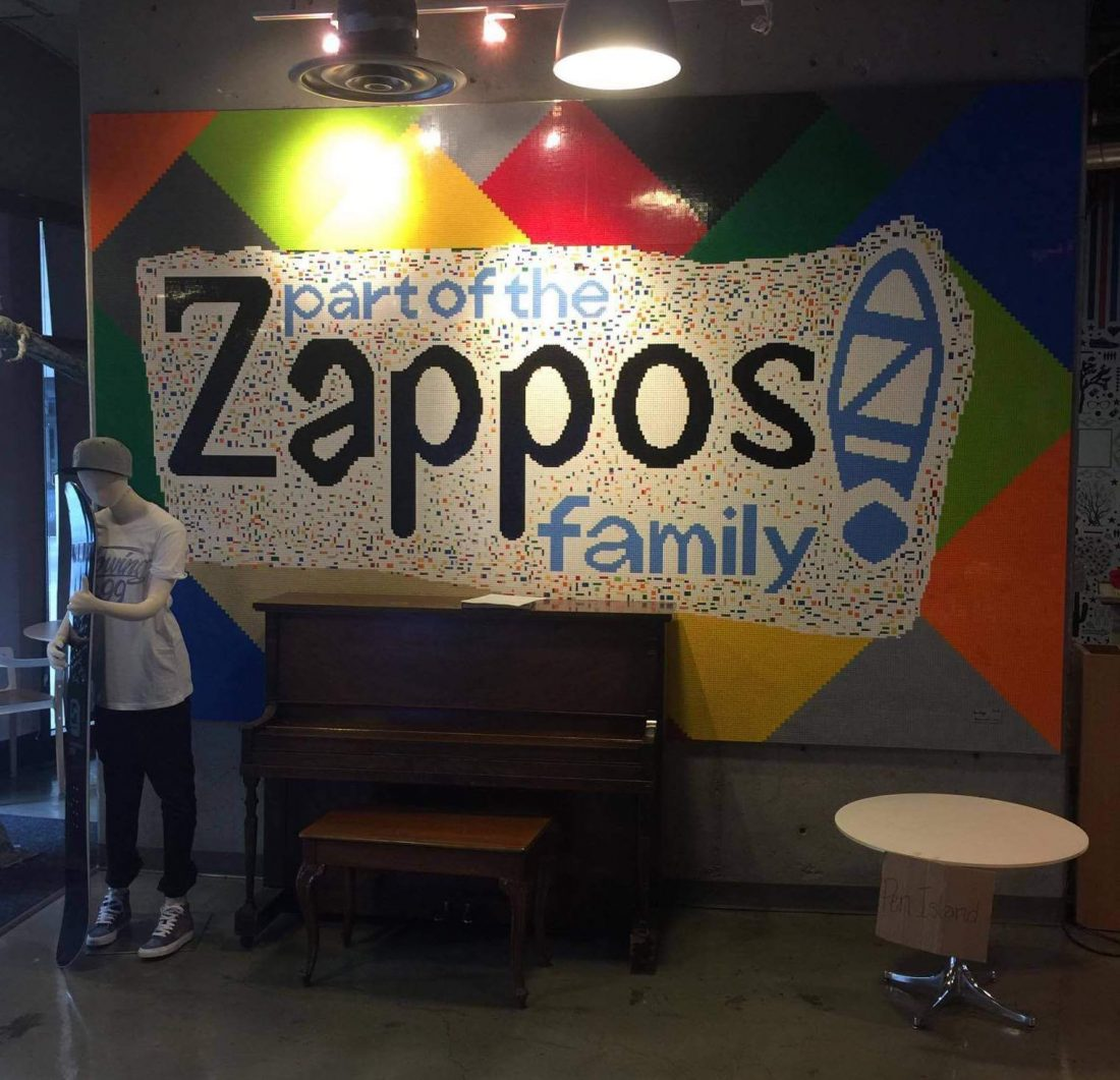part of zappos family