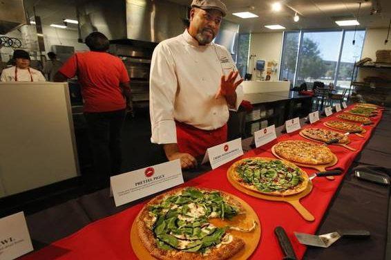 Pizza Hut nous sort un nouveau logo du four !