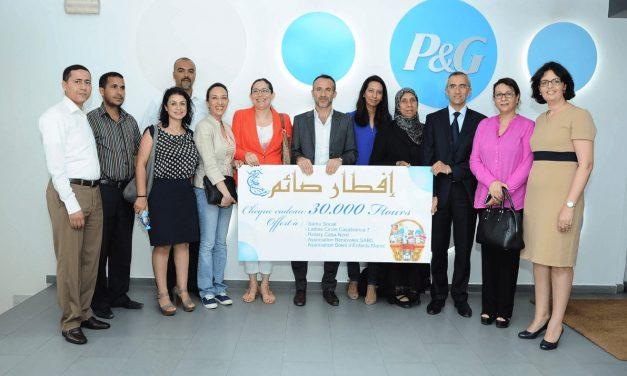 Opération IFTAR SAEM : Procter & Gamble s'engage dans une 3ème campagne de solidarité