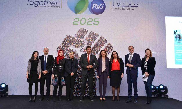 Procter & Gamble Maroc présente sa vision RSE à l'horizon 2025