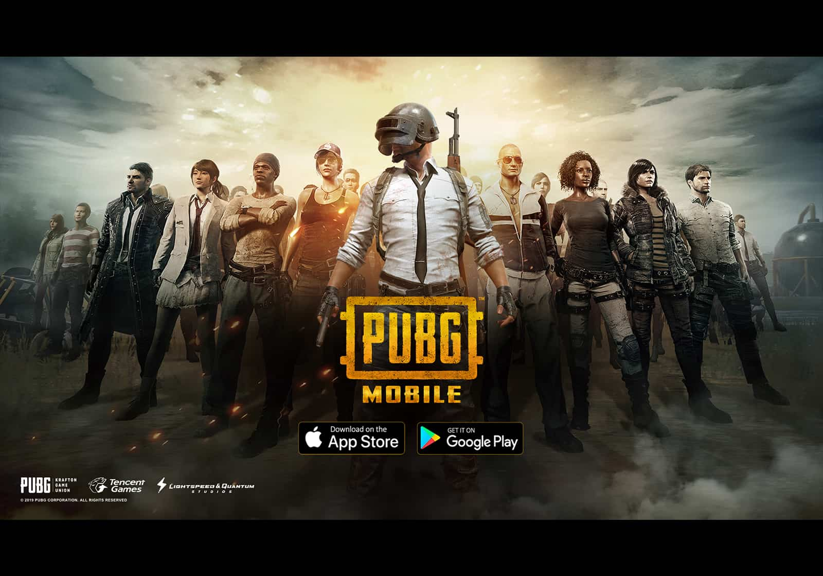 PUBG MOBILE étend son système de Gameplay Management