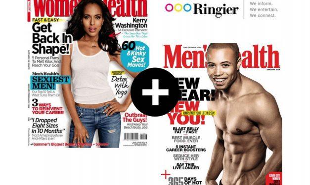 """Ringier introduit """"Men's Health"""" et """"Women's Health"""" en Afrique de l'Ouest"""