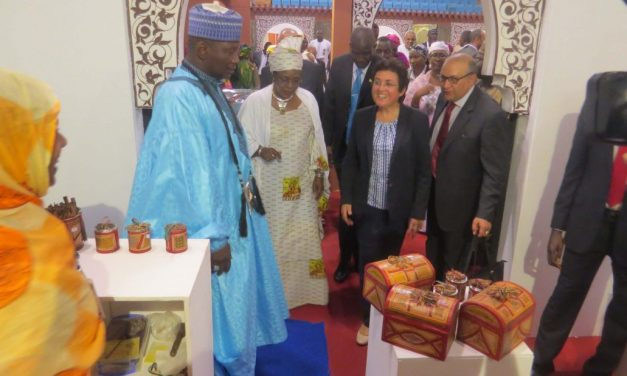 Le Maroc invité d'honneur au Salon International de l'Artisanat pour la Femme au Niger