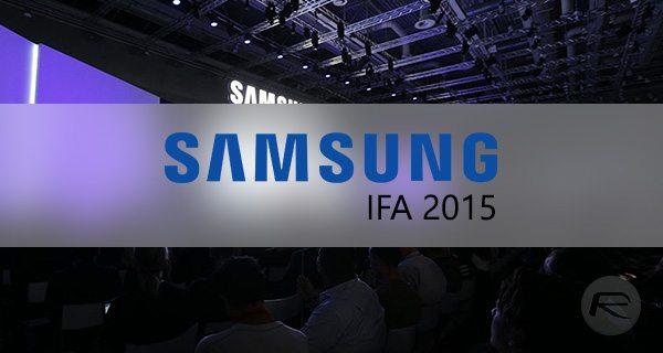 Salon IFA 2015 : Ce qu'il fallait retenir des annonces de Samsung concernant l'Internet des Objets