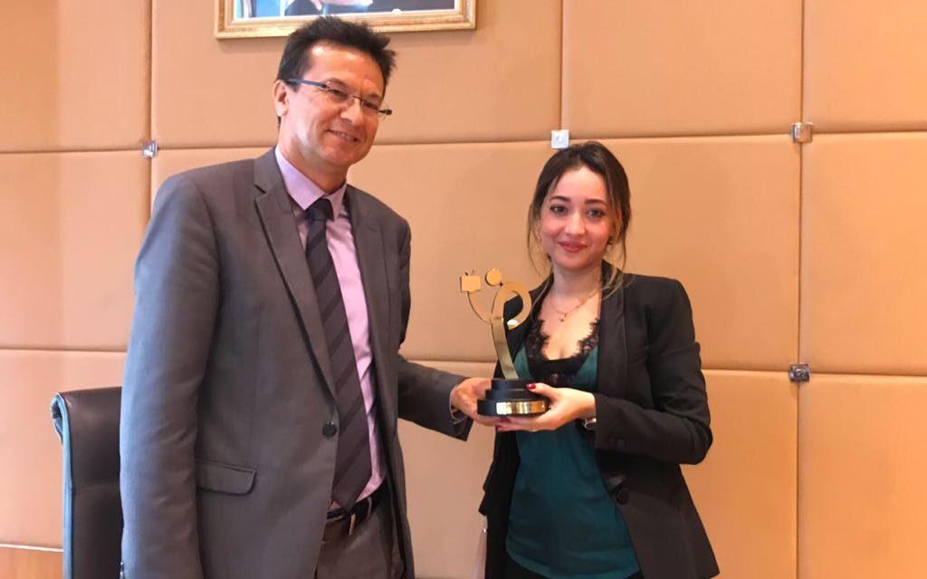 SANAD Assurances en tête du podium Publicitor dans la catégorie Assurance