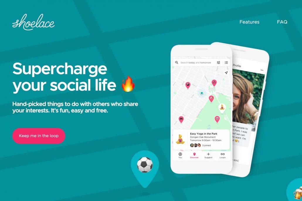 shoelace-google-app