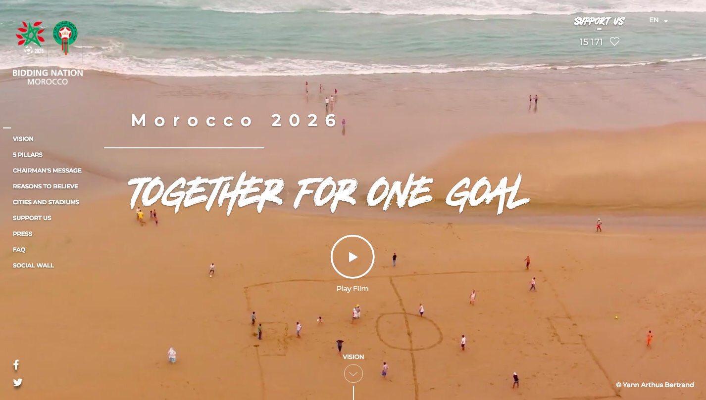 site morocco 2026