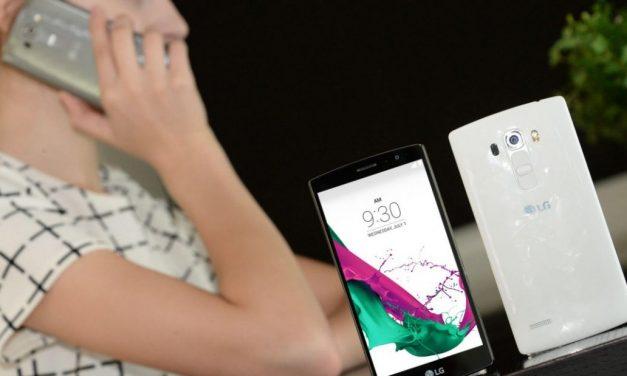 Nouvelle variante pour le LG G4 : Lancement du LG G4 Beat