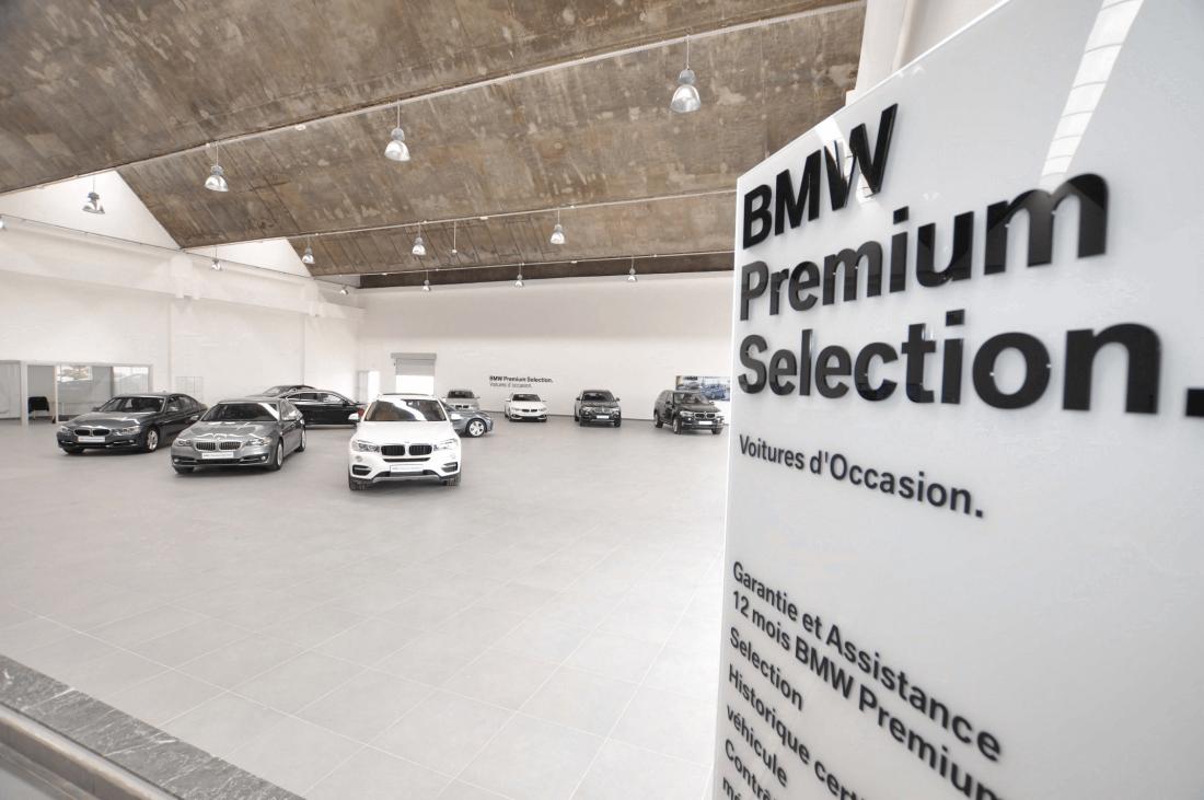 Smeia lance au Maroc l'activité Voitures d'Occasion BMW