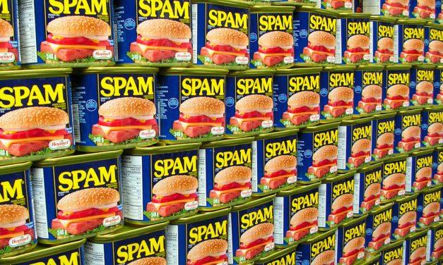 Bienvenue dans le monde fabuleux des spams
