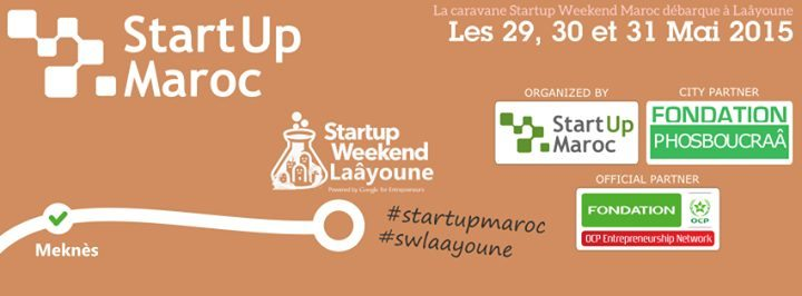 La tournée Startup Weekend Maroc continue … L'étape Finale à Laâyoune!