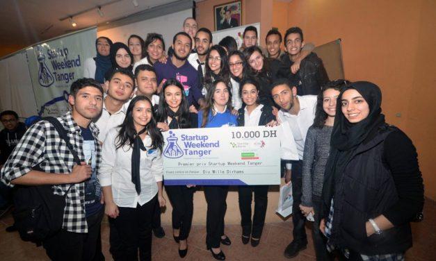 Startup Weekend Tanger : un podium 100 % féminin