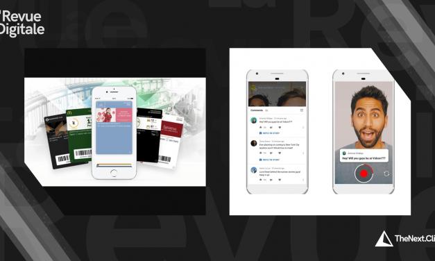 Stories, Today In et Wallet mobiles