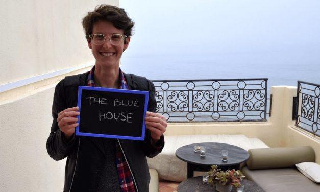 Entretien avec Aline Mayard, Fondatrice de The Blue House