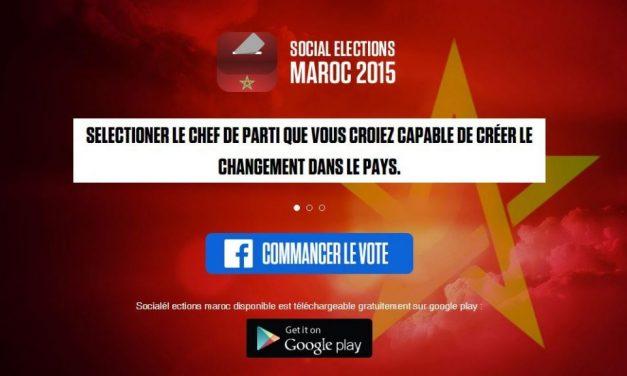 """Social Elections Maroc : Découvrez le """"Tinder"""" des élections marocaines"""