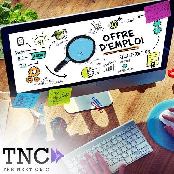 L'offre du mois : TNC – The Next Clic recrute!