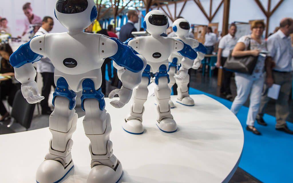 automatica 2018: Robotics Innovations for Smart Production Concepts