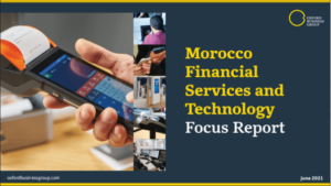 Transformation numérique des services financiers au Maroc