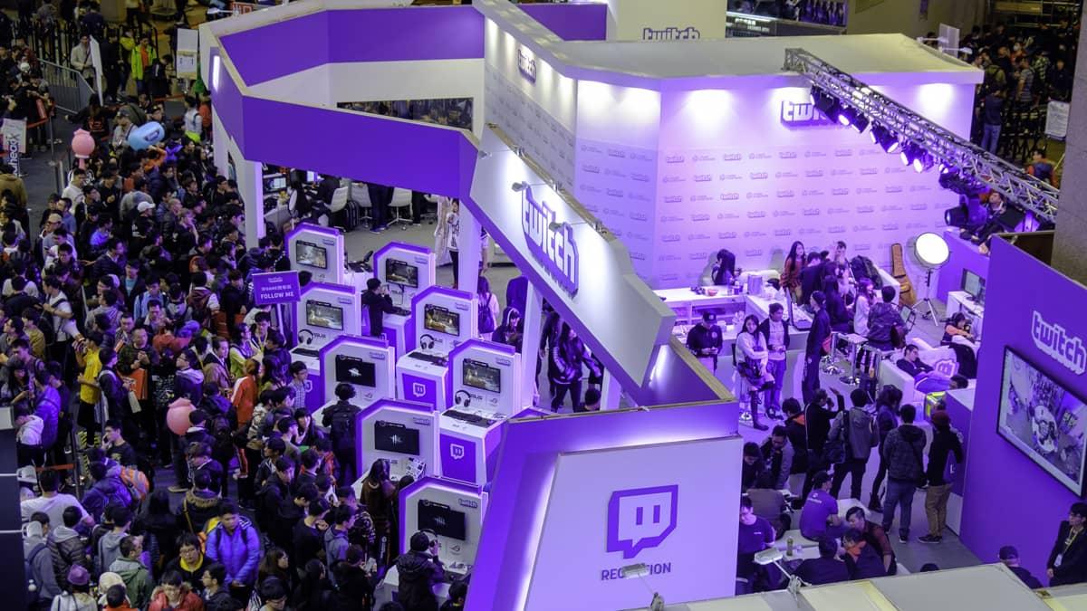 Twitch Marketing Gaming