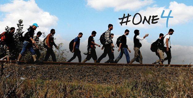#one4 : SAP se mobilise pour les réfugiés