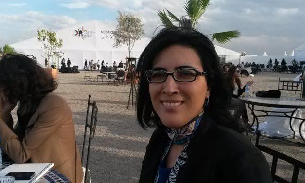 #Audio #GES2014 : Interview de Fatim-Zahra Biaz, fondatrice du New Work Lab