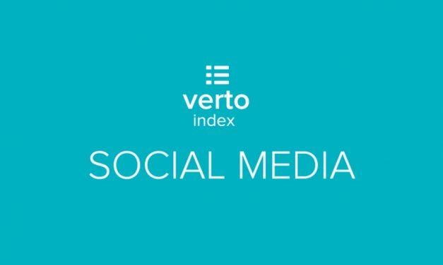 Verto Index: Social Media