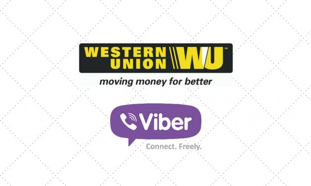 Western Union et Viber vont fournir des capacités de virements de fonds