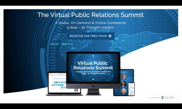 Virtual Public Relations Summit 2020