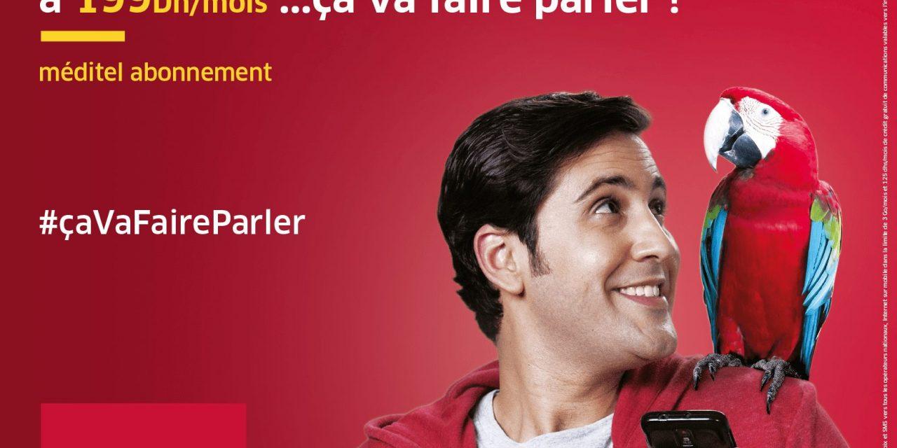 #CaVaFaireParler : méditel lance ses nouvelles offres d'abonnement