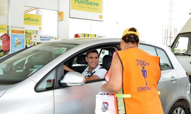 Vivo Energy Maroc et le CNPAC sensibilisent plus de 10.000 automobilistes