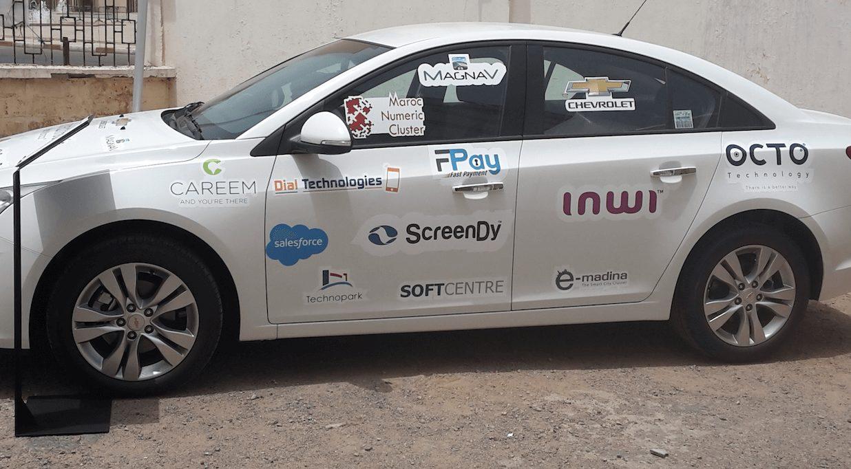 La voiture connectée marocaine :Une innovation technologique «made in Morocco»