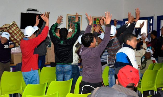 Webhelp solidaire avec les enfants de la rue