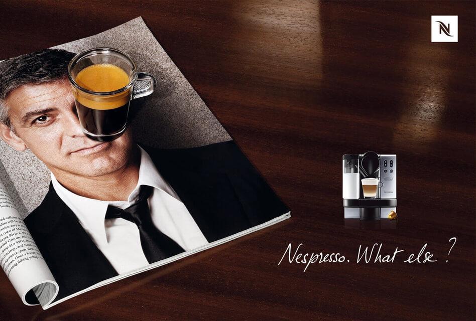 Nespresso : «What Else?»
